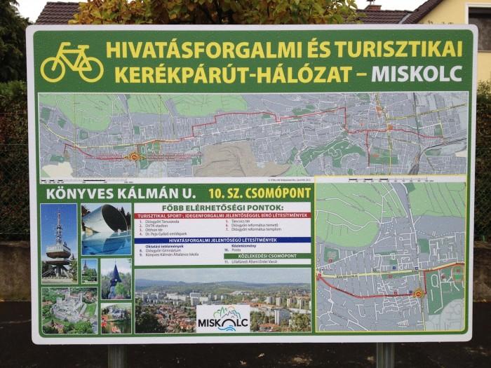 Valójában nincs hálózat, de igazi kerékpárút sem sok, azok is nagyrészt alkalmatlanok biztonságos és tempós közlekedésre